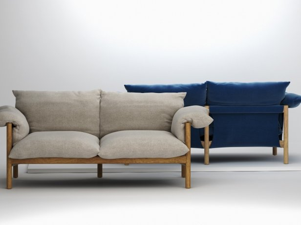 Wilfred Sofa 184 5