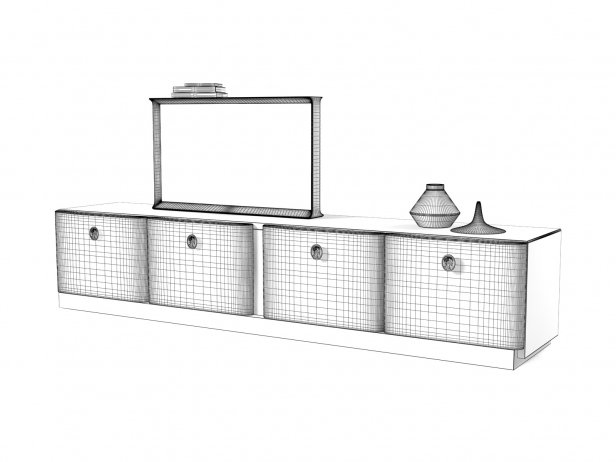 Jasmine TV Cabinets and Sideboard 5
