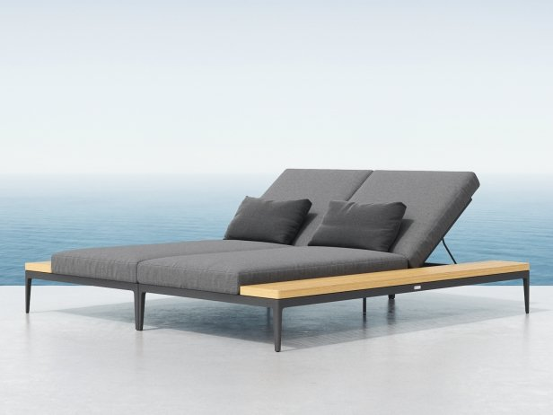 Poolside Double Lounger 2