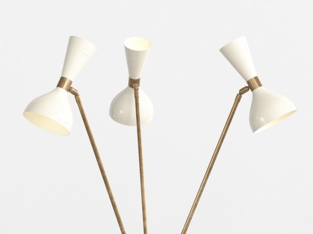 Tripod Floor Lamp 3