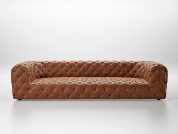 Chester Moon Sofa 3d Model Baxter Italy