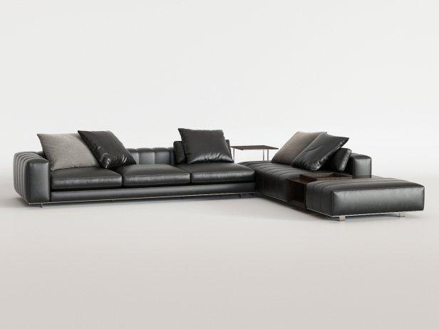 Freeman Corner Sofa System N 4