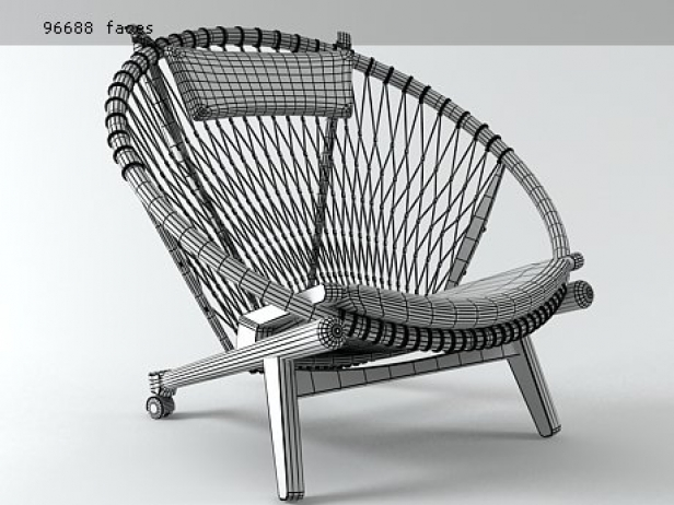 PP130 Circle Chair 7