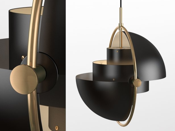product design pendant lamp woo gringo zuiver multi