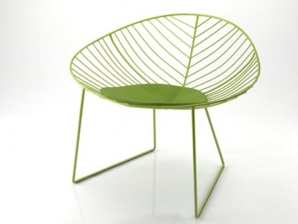 Leaf Lounge 1803 3d Model Arper Italy