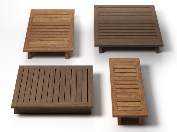 Maldives Coffee Tables 1