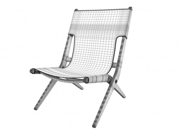 Saxe Folding Chair 6