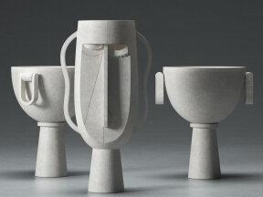 Ceramic Vases Set 4