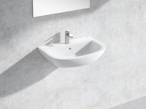Bau Wall-hung Basin 60 Set