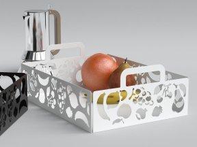 Sapper 9090 Espresso Maker and ECCO Fruit Tray