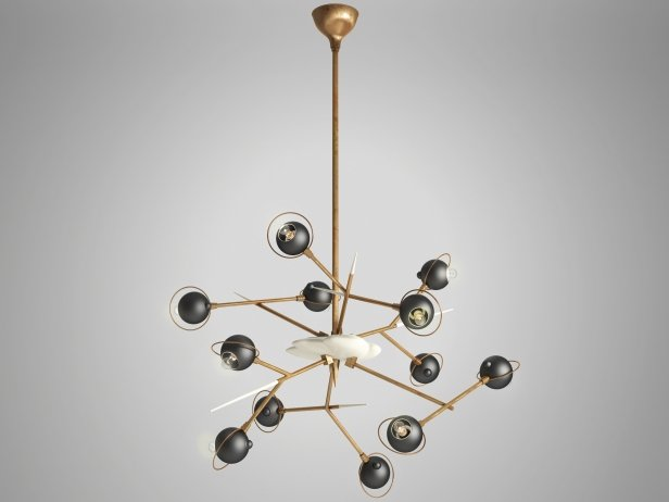 Cosmo Chandelier 2