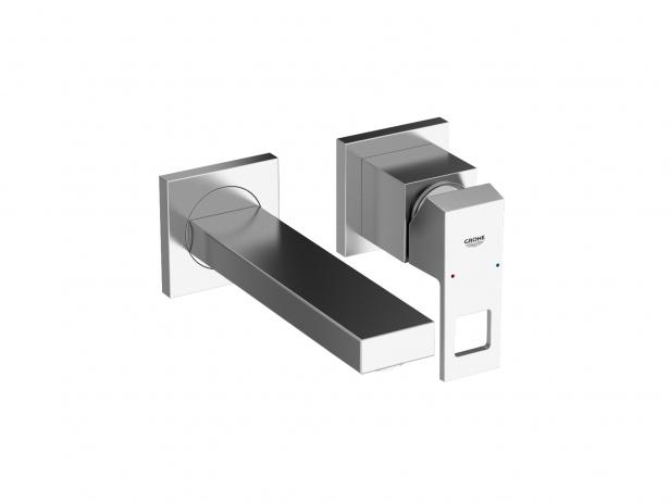 Cube Countertop Vessel 50 Set 3