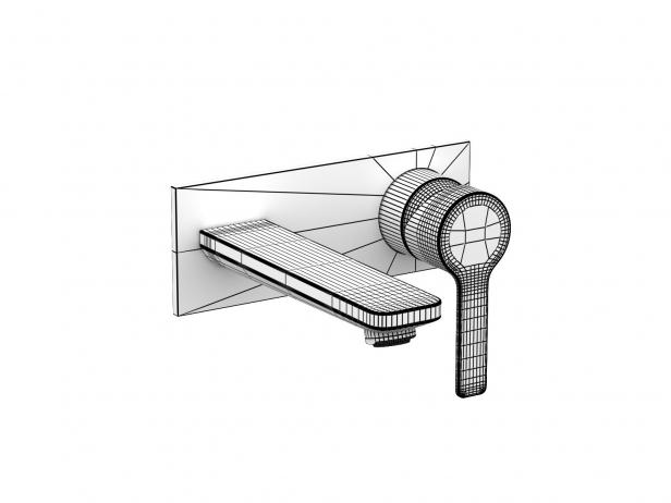 Cube Countertop Vessel 50 Set 12