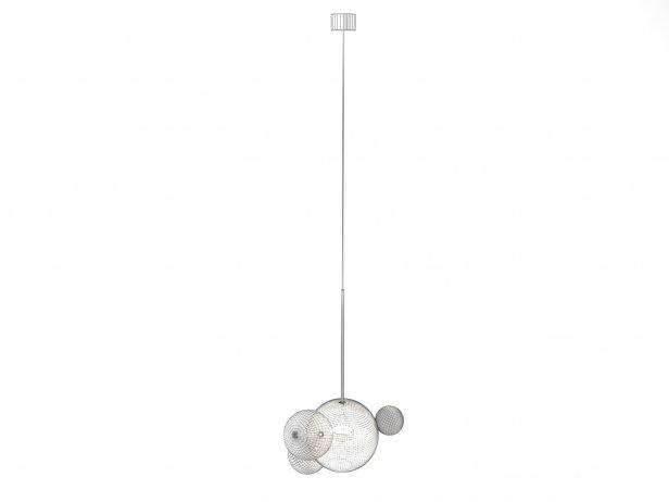 Bolle BLS4 & BLS6 Pendant Lamp 5