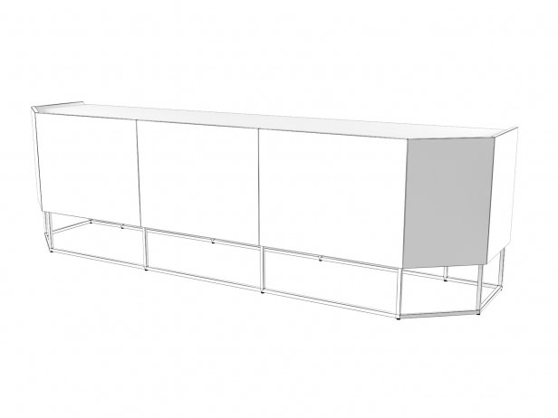 Shade 230 Sideboard 5