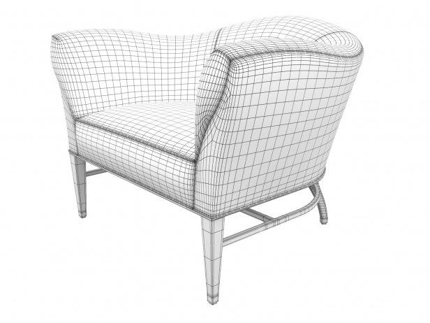 Carmen Club Chair 5