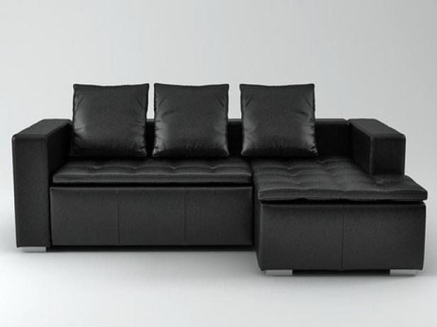 Mezzo Sofa 3d Model Boconcept