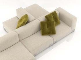 Plastics Duo Sofa 8