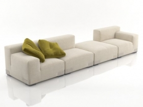 Plastics Duo Sofa 5