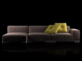 Plastics Duo Sofa 4