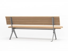 Poca Outdoor Benches