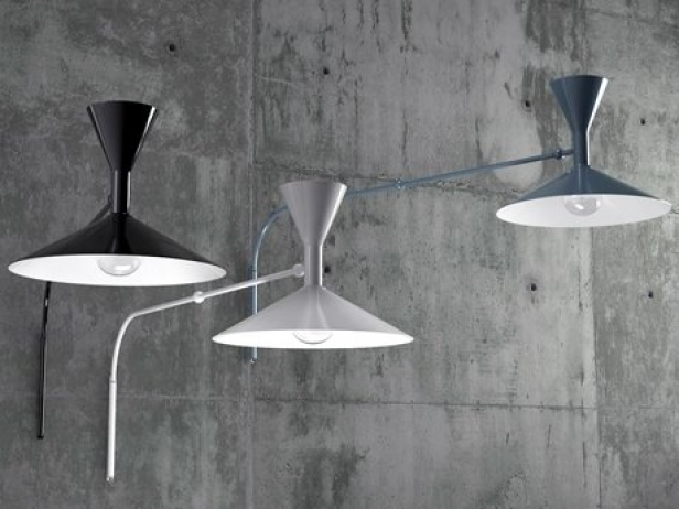 Lampe de marseille 3d model nemo - Le corbusier lampe de marseille ...