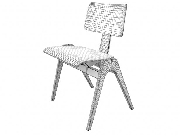 Hille Stak Chair 13