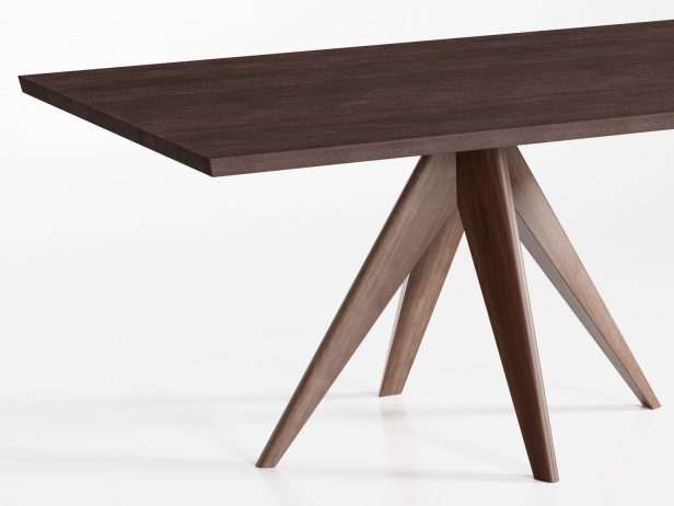 Noa 160 Rectangular Dining Table 2