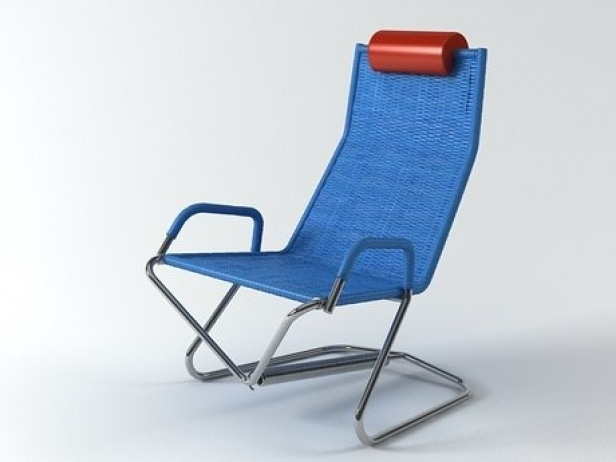 D 36 Hover Lounge Chair 7