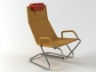 D 36 Hover Lounge Chair 9