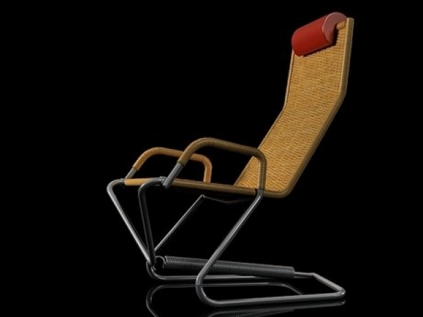 D 36 Hover Lounge Chair 3