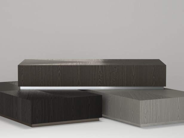 Machinto Rectangular Coffee Table 8