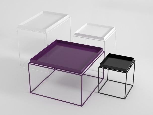 tray table 3d model hay. Black Bedroom Furniture Sets. Home Design Ideas