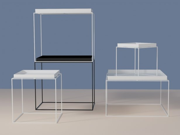 Tray Table 4