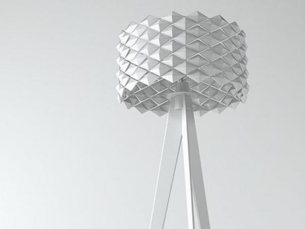 Diamonds floor lamp 4