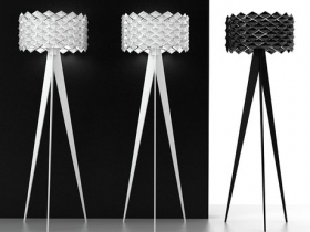 Diamonds floor lamp