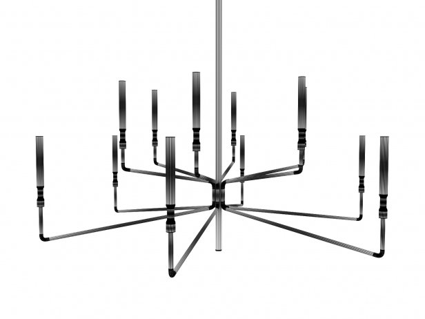 Epsilon Pendant Light 5