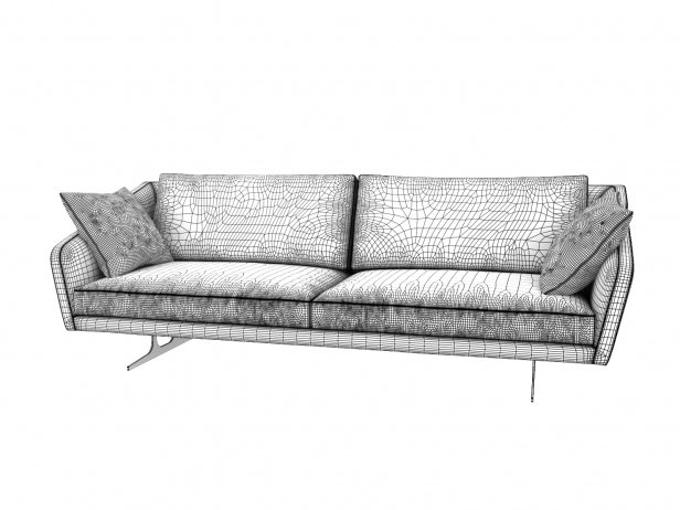Nikita 3-Seater Sofa 4