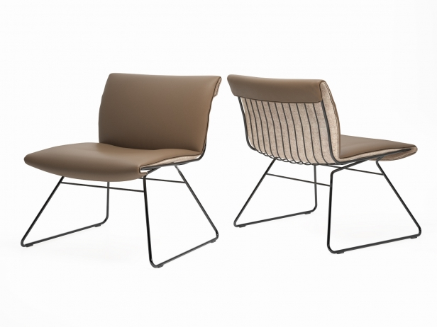 DS-515 Lounge without Armrests 1