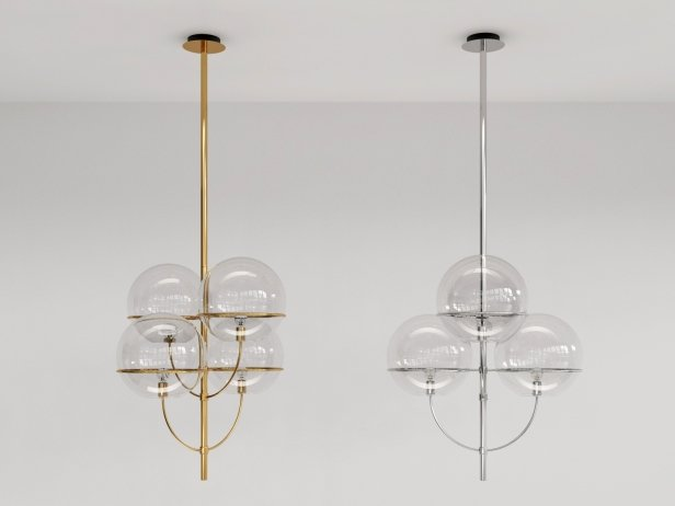 Lyndon 450 Suspension Lamp 1
