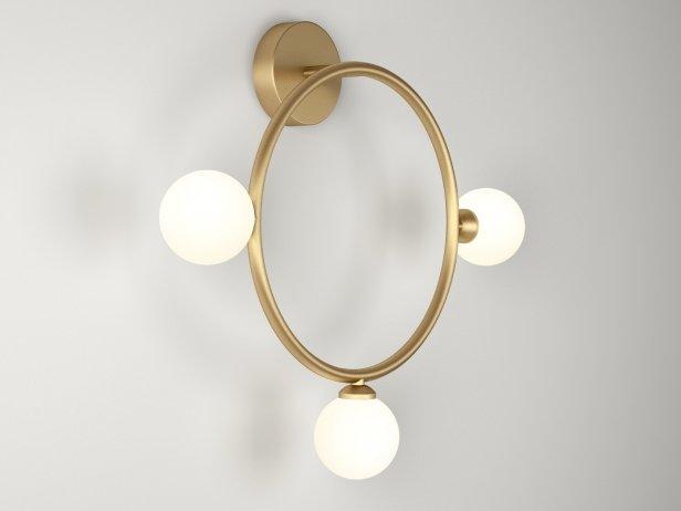 Circle Wall Lamps 2