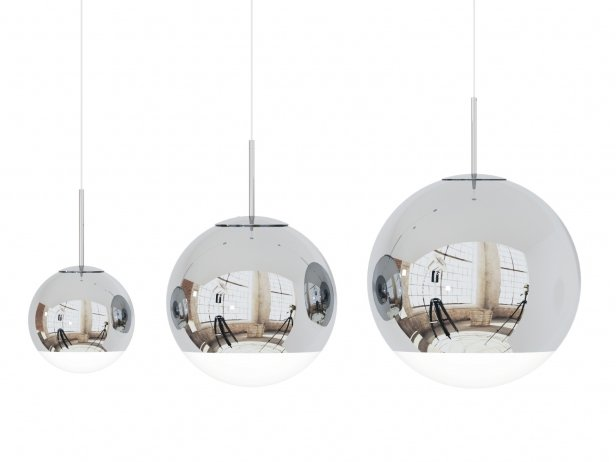mirror ball pending 3d model tom dixon. Black Bedroom Furniture Sets. Home Design Ideas