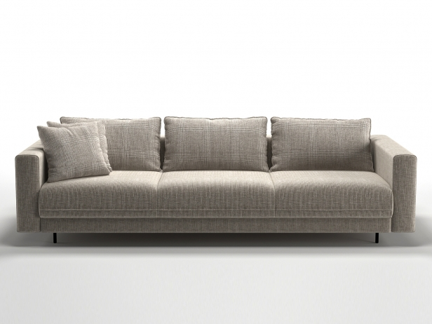 Enki 3-Seater Sofa 1