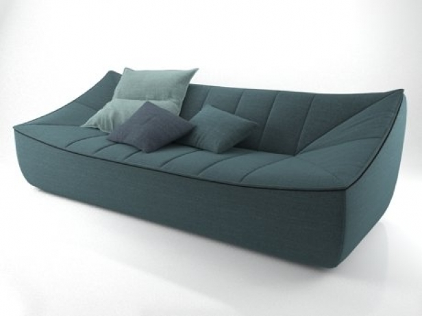 bahir sofa 3d model cor. Black Bedroom Furniture Sets. Home Design Ideas