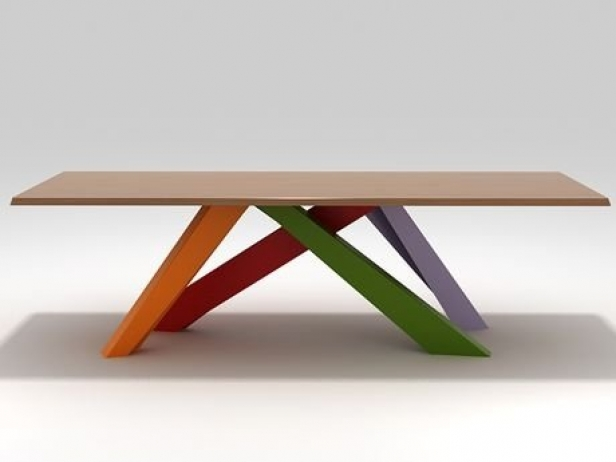 Big Table 3D-Modell | Bonaldo