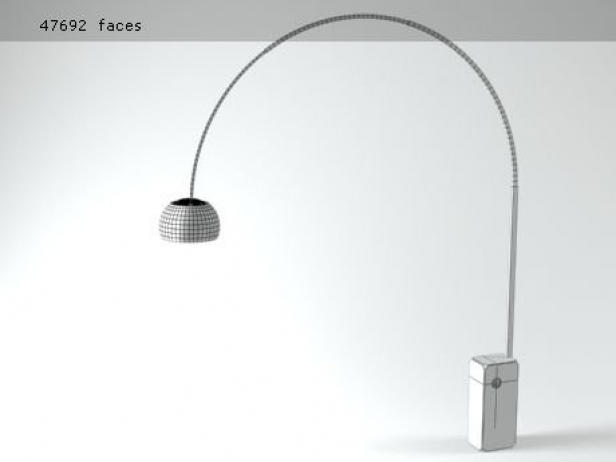 arco floor lamp 5