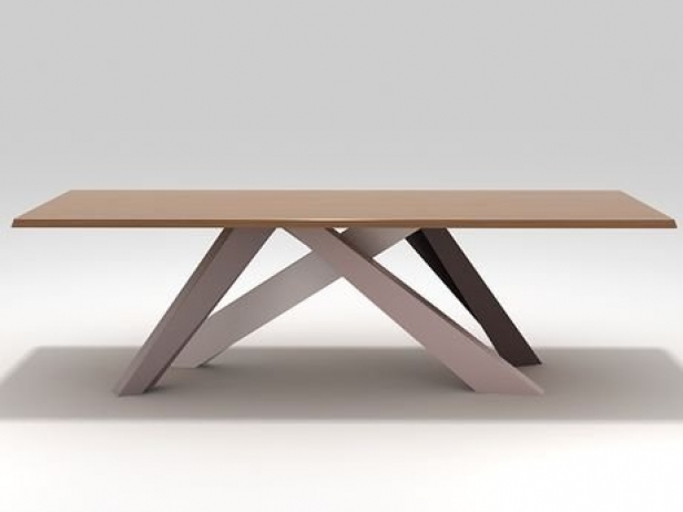 Big Table 3d model | Bonaldo