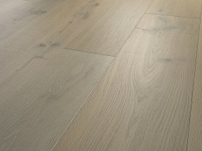 White Distressed Oak Flooring