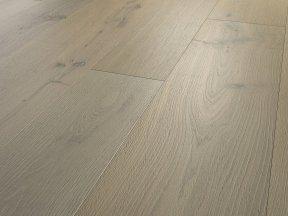 White Distressed Oak Flooring