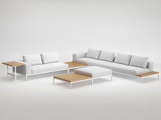 Outdoor Corner Sofa Comp C 1